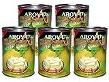 Aroy-D - Grüne Jackfruit - 5er Pack (5 x 565g/ATG 280g)