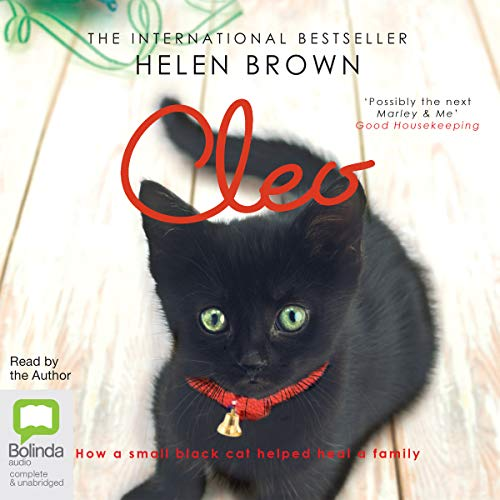 Cleo audiobook cover art