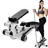 JIAJIAKONG Home Treadmills Elliptical Machines,Home Workout Equipment, Manual Stepper Treadmill, Gym Exercise Bike Trainer,Under Desk Exercise Treadmill,A