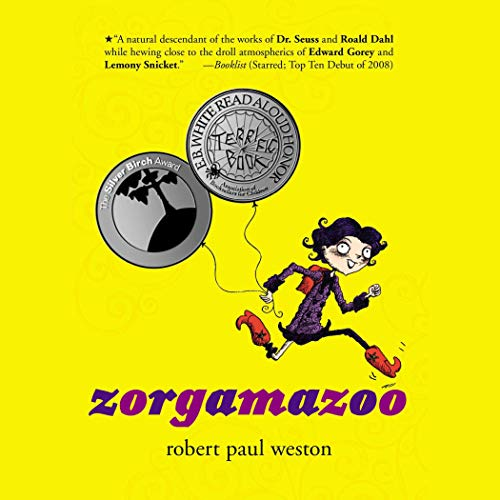 Zorgamazoo audiobook cover art