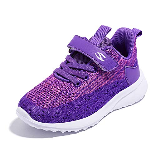 Running Shoes Niña 35 Infantil Zapatillas Sneakers Unisex Zapatillas Running Calzado Trekking...