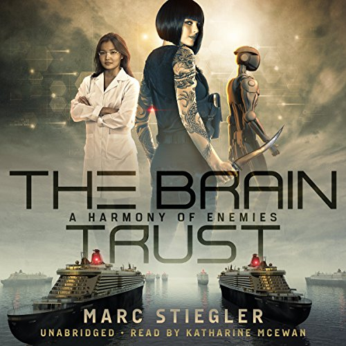 The Braintrust audiobook cover art