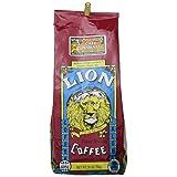 LION Coffee カフェ ハワイ (ミディアム ダーク ロースト) 793g レギュラー(粉)