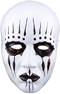 Charmgle Slipknot Band Joey Jordison Resin Mask Halloween Party Masquerade Cosplay Props