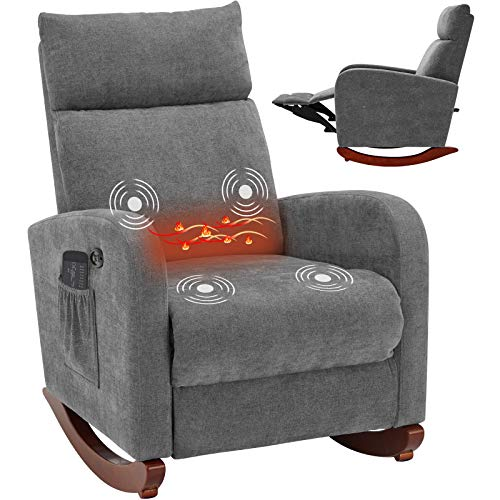AVAWING Electric Massage Recliner Chair