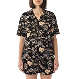 Carhartt Damen Aruba Shirt I027429 Black Power Schwarz schwarz X-Small