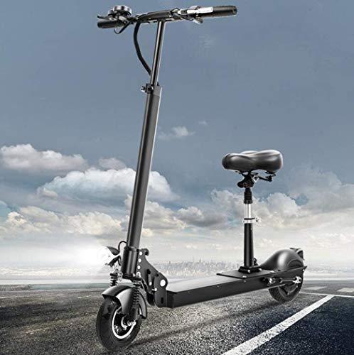 Patinete eléctrico MMJC para adultos plegable con asiento de velocidad máxima de...