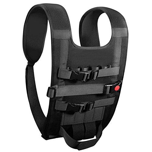 Almacenamiento profesional chaleco cinturón bolsa viajes transporte bolso mochila para DJI Phantom...