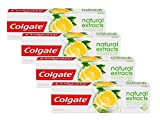 Colgate Natural Extracts Limón y Aloe Vera, Pasta de Dientes - 75 ml