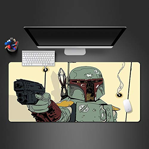 800 * 300 * 3 Mm Robot Combat Action Mouse Pad Anime Mouse Pad Toetsenbord Mode Computer Mouse Pad Laptop Game Pad