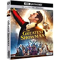 The Greatest Showman  (4K Ultra Hd+Blu-Ray) [Italia] [Blu-ray]