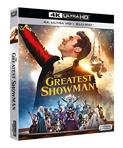 The Greatest Showman  (4K Ultra Hd+Blu-Ray) [Italia] [Blu-ray]