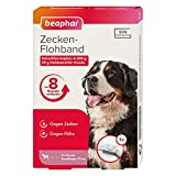 Beaphar Zecken-Flohband für Hunde, Bandlänge 70 cm