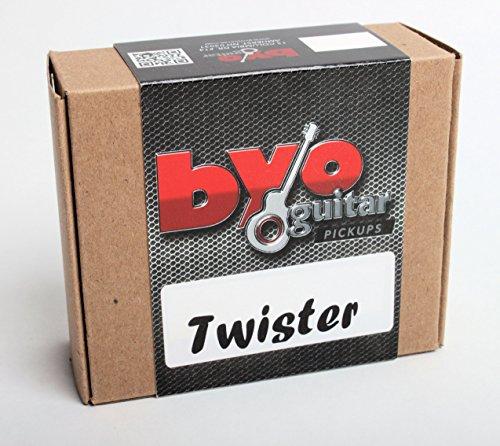 Twister - Vintage Tele Pickups - Nickel