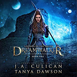 Dreamwalker     Legends of the Fallen, Book 1              By:                                                                                                                                 J.A. Culican,                                                                                        Tanya Dawson                               Narrated by:                                                                                                                                 Jennifer Blom                      Length: 5 hrs and 44 mins     Not rated yet     Overall 0.0