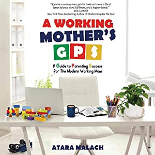A Working Mother's GPS audiobook cover art