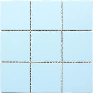 Best light blue porcelain tile Reviews