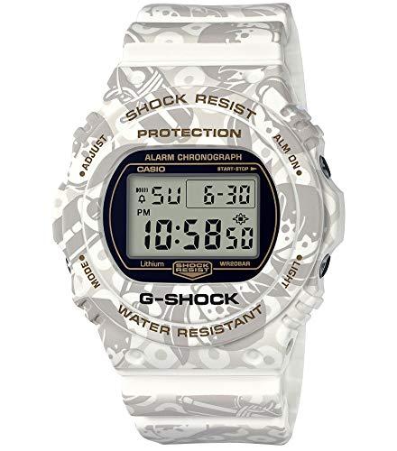 [カシオ] 腕時計 ジーショック 七福神 SHICHI-FUKU-JIN 寿老人モデル DW-5700SLG-7JR メンズ
