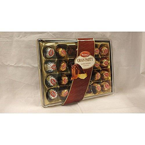 Witor's Gran Party praline assortite 225g Packung (Schokoladen-Pralinen sortiert)