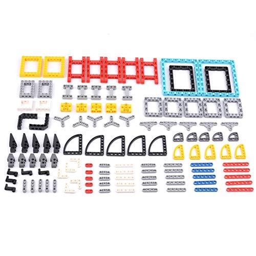 Fujinfeng Technik Teile für Lego, Stecker Kreuz Stange Verbinder usw. Technic Teile Einzelteile