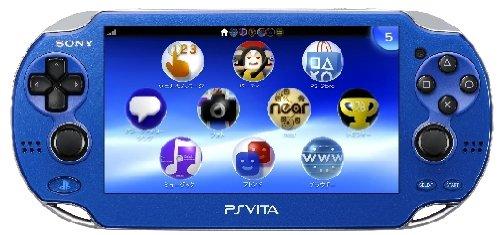 Sony PlayStation Vita Sapphire B...