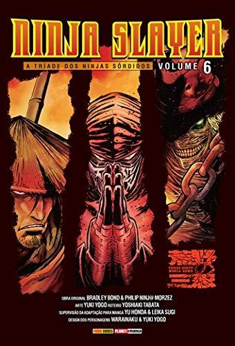 Ninja Slayer - Edição 6