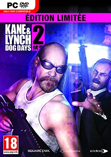 Kane & Lynch 2 Dog Days - dition limite [Edizione : Francia]