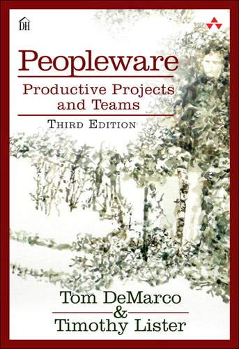 Image OfPeopleware: Productive Projects And Teams (3rd Edition)
