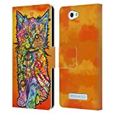 Official Dean Russo Love Kitten Cats 3 Leather Book Wallet