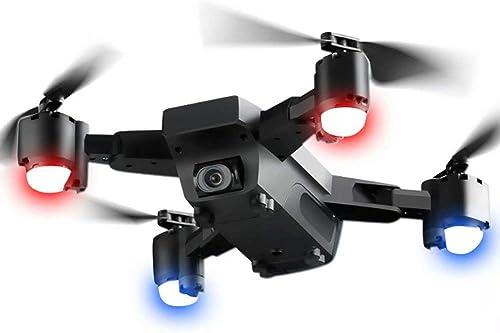 GG-Drone Drohne Im Freien 1080P Hd Luftaufnahmefotografie Quadcopter Flugzeuge GPS Fernbedienung Flugzeug Echtzeit-übertragung Anti-Shake-  Weiß