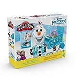 Play-Doh - Olaf En Trineo (Hasbro, E5375EU4)
