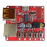 KKHMF BluetoothデコーダボードMP3モジュール 無損車スピーカアンプ回路基板 Bluetooth 4.1のサポート