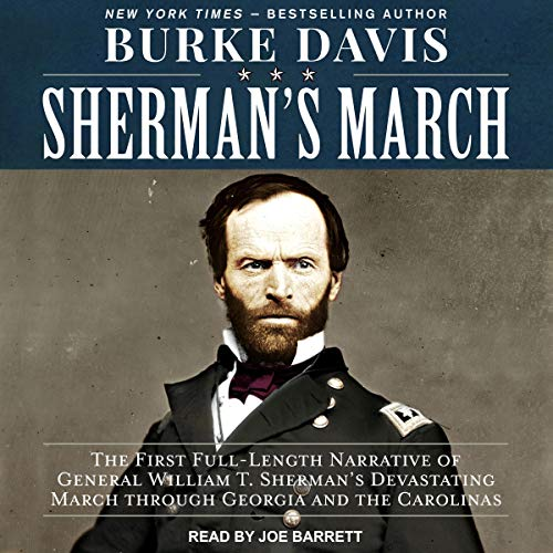 Sherman's March cover art