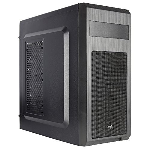 Mid Tower Si-5101 Gamer Case, Aerocool, Computer Accessories, Black