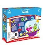 Center Solutions for The Common Core Math, Grade K: 16 Ready-to-Play File Folder Games!