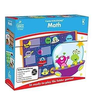 Carson Dellosa Math File Folder Game  140305