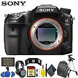 Sony Alpha a99 II DSLR Camera Deluxe Bundle