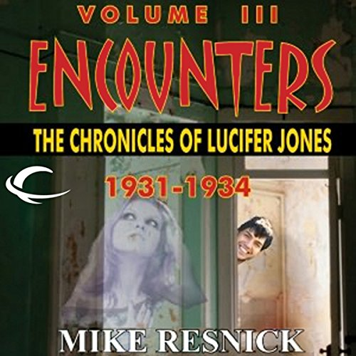 Encounters audiobook cover art