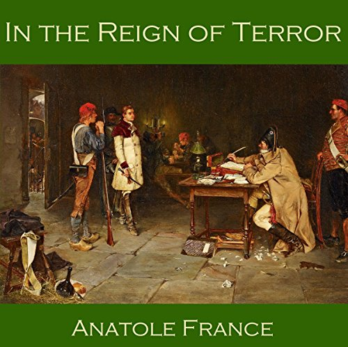 In the Reign of Terror audiobook cover art