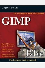 GIMP Bible Kindle Edition