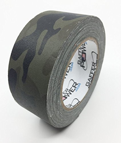 Digital Camouflage Duct Tape 2-Inch x 30 Yards 51mm x 27.5m Pusdon Cloth Camo Tape