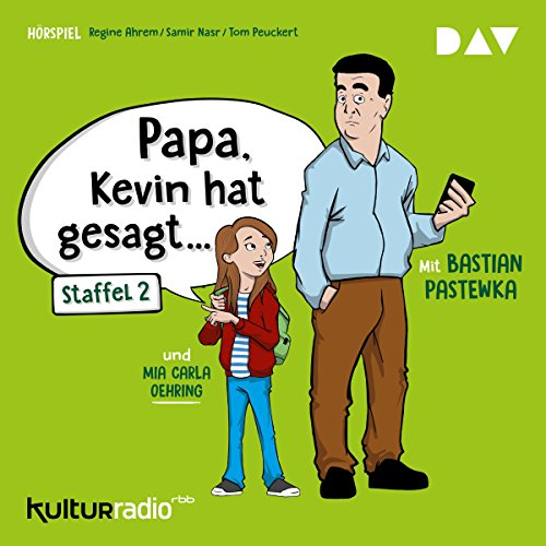 Papa, Kevin hat gesagt... 2  By  cover art