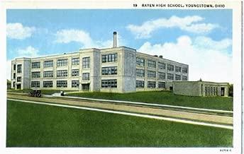 Photo Reprint Rayen High School, Youngstown, Ohio