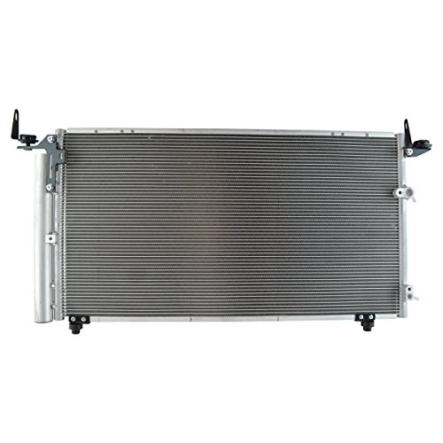 AC Condenser A/C Air Conditioning with Receiver Dryer for Toyota Tundra 4.7L