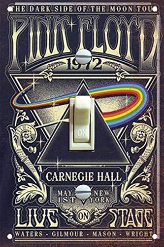 Sary buri Pink Floyd Vintage Metall Blechschild Plaque Wandkunst Geeignet für Garage Club Bar Cafe Malerei Dekoration