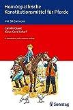 Homöopathische Konstitutionsmittel für Pferde: mit 30 Cartoons - Carolin Quast