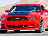 Racing a Supercharged 2013 Ford Mustang GT at Run the Coast!