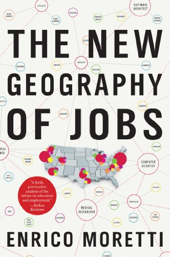 The New Geography of Jobs (English Edition)