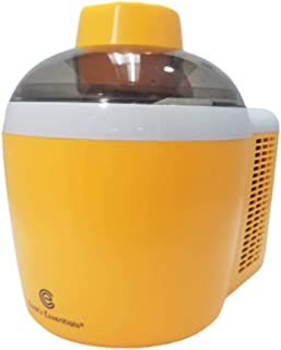 Homemade Ice Cream and Yogurt Maker   Thermo Electric 1.5 Pint   Self-Freezing System   Mix Up Frozen Cocktails or Slushie...