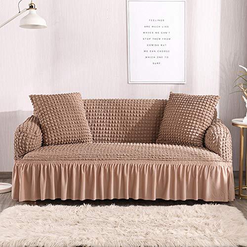 HXTSWGS Funda de sofá con Jacquard,Funda de sofá para Perros, Funda de sofá para sillón de Sala de Estar, Funda para Asiento de sofá, Funda Protectora para Perro Mascota-Color9_90-140cm